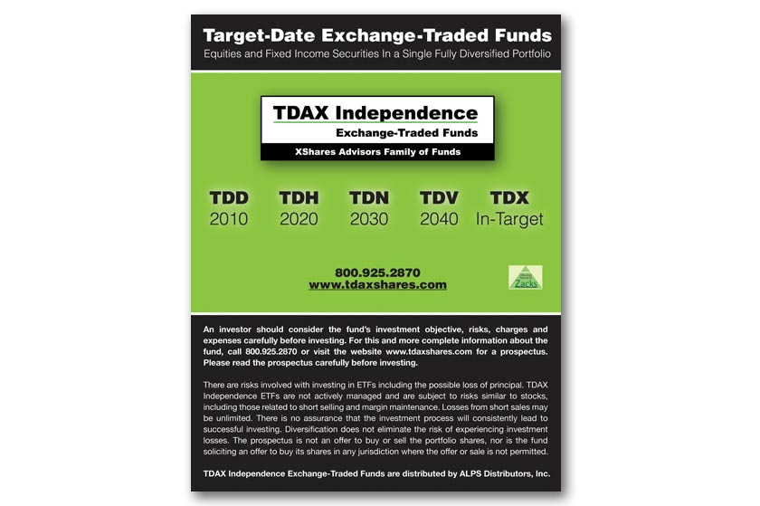 TDAX ad
