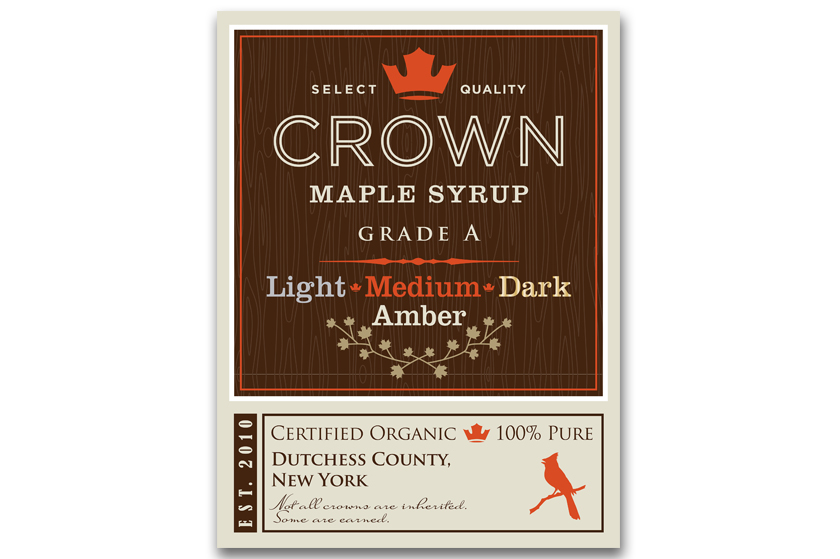Crown Maple poster