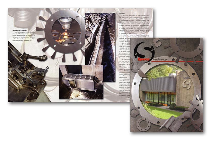 Sperro Metal brochure