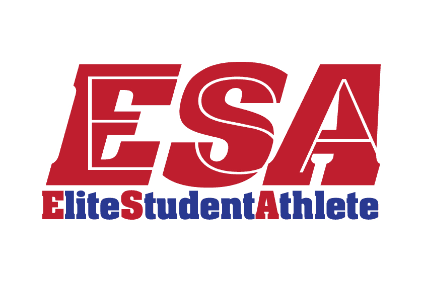ESA (Elite Student Athlete) logo