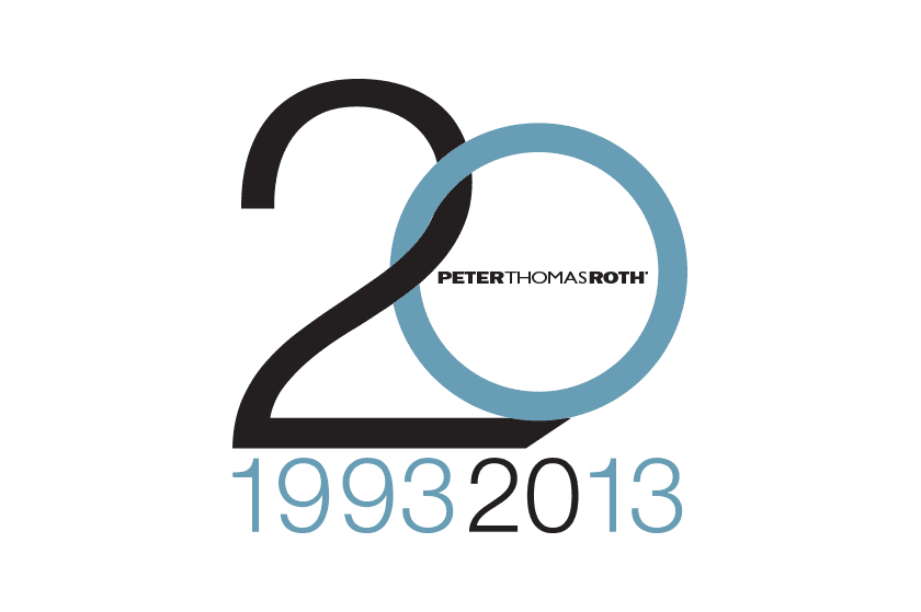 PTR 20th Anniversary logo