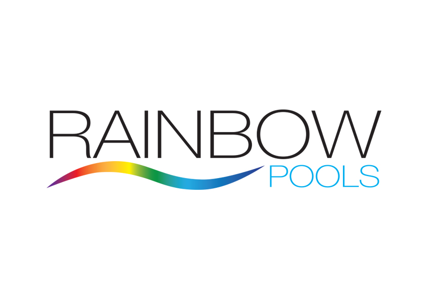 Rainbow Pools logo