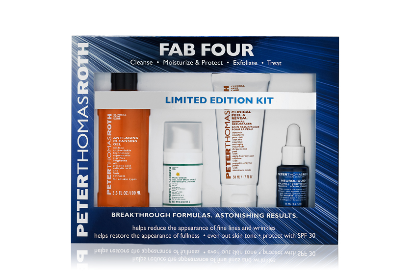 PTR Fab Four kit package