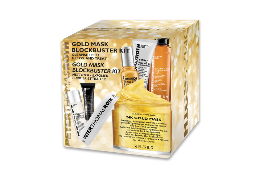 PTR Gold Mask kit