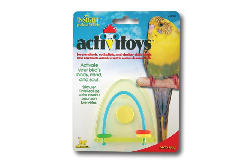 Activitoys packaging & line look