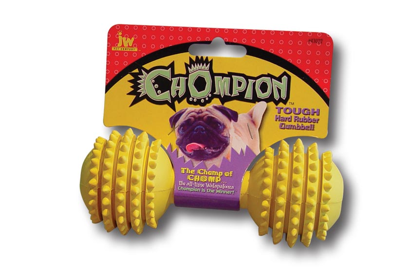 JW Pet dog toy packaging