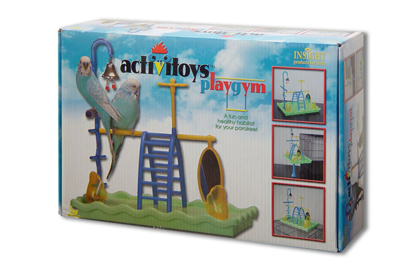 Activitoys Playgym packaging