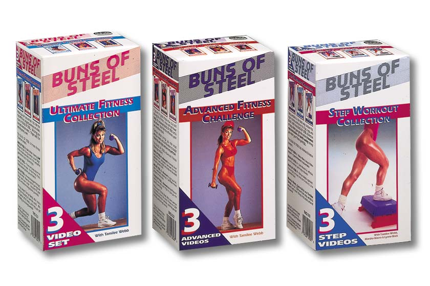 Buns of Steel packaging & line look