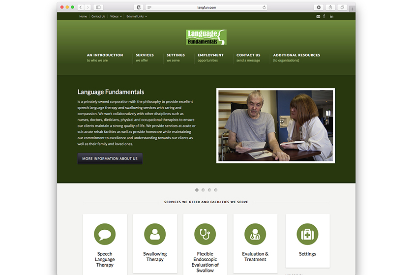 Language Fundamentals website